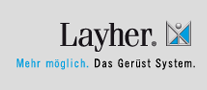 Layher échafaudages